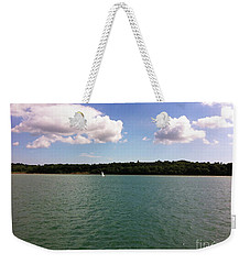 Lone Sailor Weekender Tote Bag