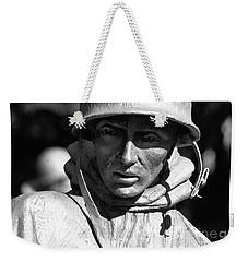 Lone Soldier  Weekender Tote Bag by John S
