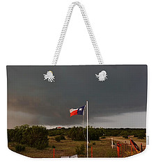 Lone Star Supercell Weekender Tote Bag