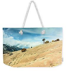Lone Tree At Yosemite Weekender Tote Bag