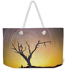 Lone Tree Weekender Tote Bag