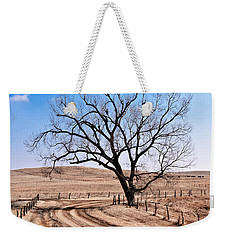 Lone Tree February 2010 Weekender Tote Bag