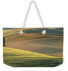 Lone Tree In The Palouse  Weekender Tote Bag