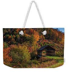 Lonely Bridge Weekender Tote Bag