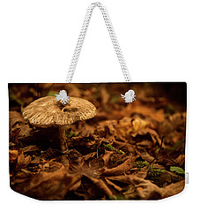 Lonely But Fungi Weekender Tote Bag