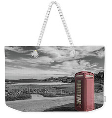 Lonely Phone Weekender Tote Bag