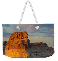 Lonely Rock Weekender Tote Bag by David Cote