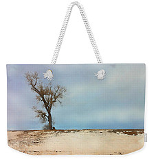 Lonely Sentinel  Weekender Tote Bag
