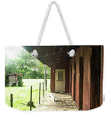 Lonely Stables Weekender Tote Bag