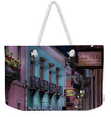 Lonely Street Weekender Tote Bag