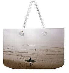 Lonely Surfer Weekender Tote Bag