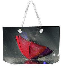 Lonely Umbrella Weekender Tote Bag
