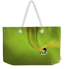 Lonely Water Droplet Weekender Tote Bag