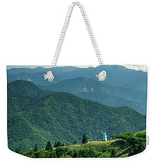 Lonely Windmill Weekender Tote Bag