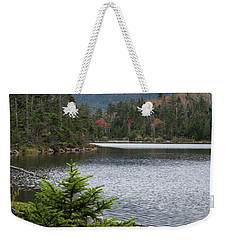 Lonesome Lake Weekender Tote Bag