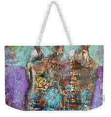 Long Ago And Faraway Weekender Tote Bag