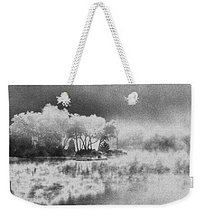 Weekender Tote Bag featuring the photograph Long Ago Memory by Steven Huszar