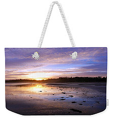 Long Beach, British Columbia Weekender Tote Bag