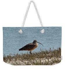 Long-billed Curlew Weekender Tote Bag