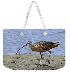 Long-billed Curlew Weekender Tote Bag