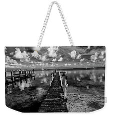Long Dock Weekender Tote Bag