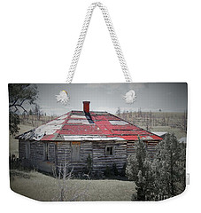 Long Forgotten Weekender Tote Bag