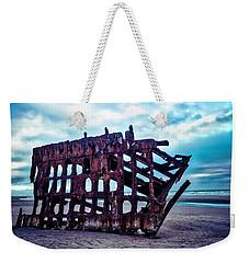 Long Forgotten Shipwreck Weekender Tote Bag