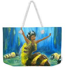 Long Live The Queen Weekender Tote Bag