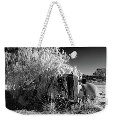 Long Term Parking Weekender Tote Bag