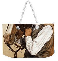 Long Time Partners Weekender Tote Bag by Pat Erickson