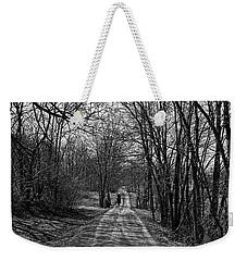 Long Walk Home Weekender Tote Bag
