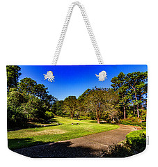 Long Walk Weekender Tote Bag by Ken Frischkorn