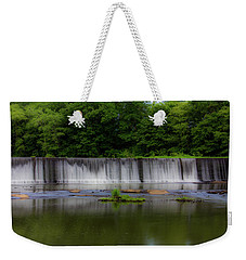 Long Waterfall Weekender Tote Bag