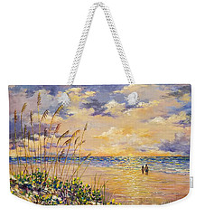Longboat Key Hockleys View Weekender Tote Bag by Lou Ann Bagnall