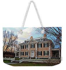 Longfellow House At Sunset Weekender Tote Bag