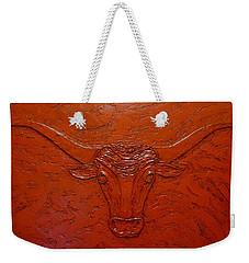 Longhorn Weekender Tote Bag