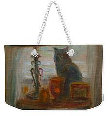 Longing- A Not-so-stillife Weekender Tote Bag