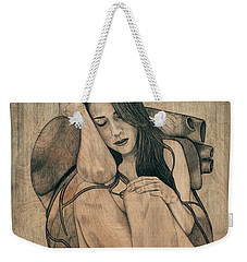 Longing For You Weekender Tote Bag