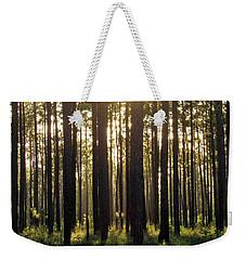 Longleaf Pine Forest Weekender Tote Bag