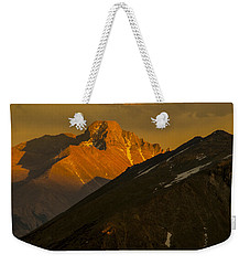 Long's Peak Weekender Tote Bag