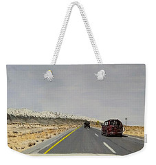 Look For America Weekender Tote Bag