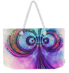 Look Into My Eyes Weekender Tote Bag