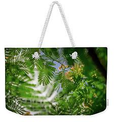 Look To The Sky Weekender Tote Bag by Stefanie Silva