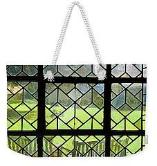 Looked Through The Window Weekender Tote Bag