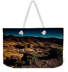 Looking Across The Hills Weekender Tote Bag