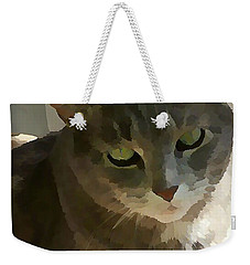 Looking Angelic Weekender Tote Bag