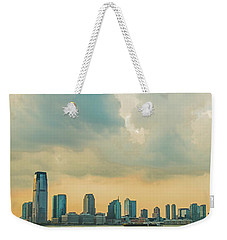 Looking At New Jersey Weekender Tote Bag