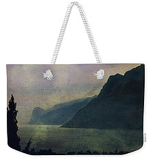 Looking At The Lake... Weekender Tote Bag