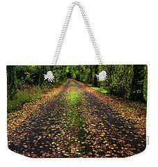 Looking Down The Lane Weekender Tote Bag