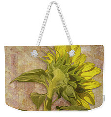 Weekender Tote Bag featuring the photograph Looking East by Melinda Ledsome